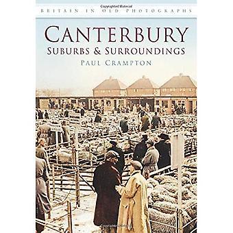 Canterbury förorter och omgivningar