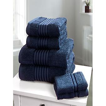 Windsor 6 Piece Towel Bale Denim