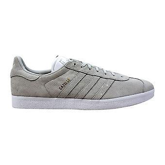 Adidas Gazelle Grey One/ Gold Metallic BZ0027 Men's