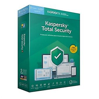 Antivirus Maison Kaspersky Total Security MD 2019 Windows macOS