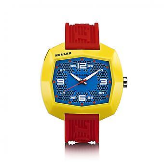 Holler Pimped De Lite  Red / Yellow / Blue Watch HLW2452-2