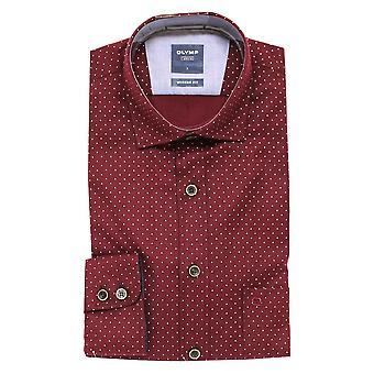 Olymp Red Shirt 4060 39