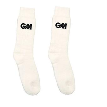 Gunn & Moore GM Cricket Clothing Premier Socks Padded Sport Fabric