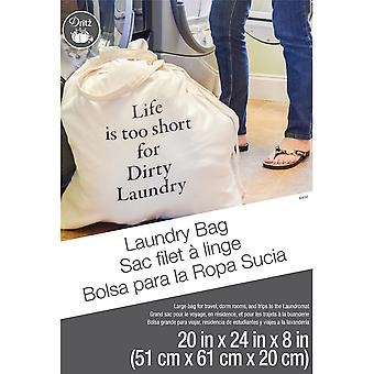 Canvas Laundry Bag-20