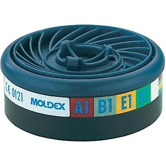 Moldex 940001 Gas filter EasyLock® A1B1E1 A1B1E1