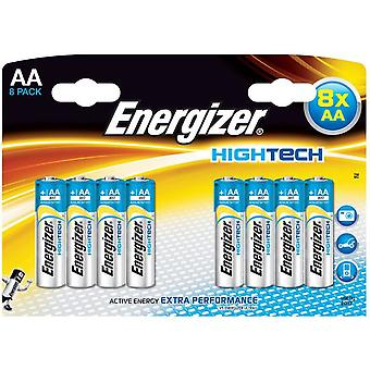 Energizer High Tech LR6 (AA) (8 pcs)