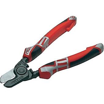 Cable cutter Suitable for (cable stripping) Single/multi-core aluminium and copper cables 16 mm 50 mm² NWS 043-69-160