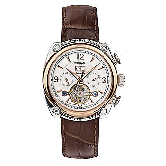 Ingersoll men's watch wristwatch automatic Cimarron IN6907RWH