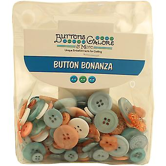 Buttons Galore Button Bonanza-Coral Reef BB-90
