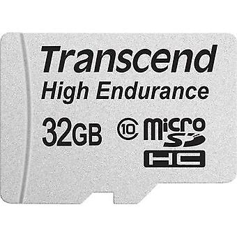 microSDHC card 32 GB Transcend High Endurance Class 10 incl. SD adapter