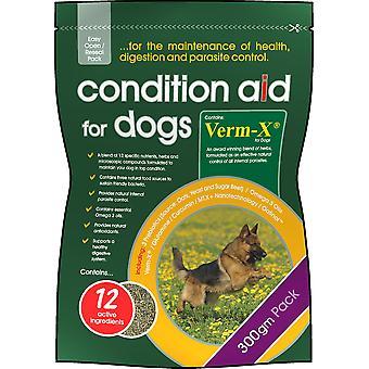 GWF betingelse støtte til hunde 300g