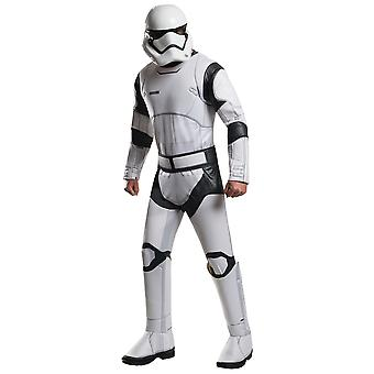 Stormtrooper Star Wars The Force Awakens Disney Deluxe Men Costume