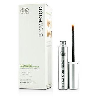 BrowFood Phyto Medic øjenbryn forstærker (3 måneders forsyning) - 5ml/0,17 oz