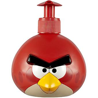 Angry Birds Hands Red Bird Gel 400Ml (Children , Cosmetics , Body lotions)