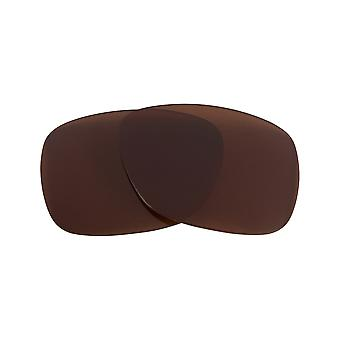 Best SEEK Polarized Replacement Lenses Ray Ban Justin 4165 Brown B-15