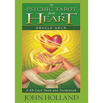 The Psychic Tarot for the Heart Oracle Deck (Cards) by Holland John