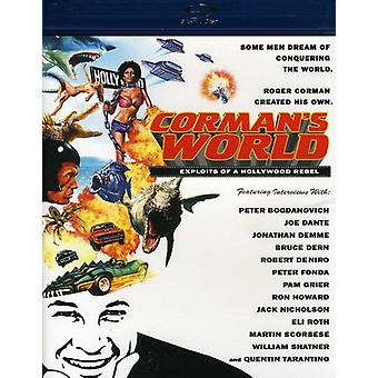 Corman World [BLU-RAY] USA import