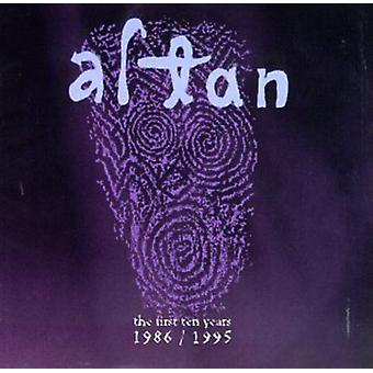 Altan - First Ten Years [CD] USA import