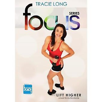 Tracie Long fokus: Lift videregående [DVD] USA importerer