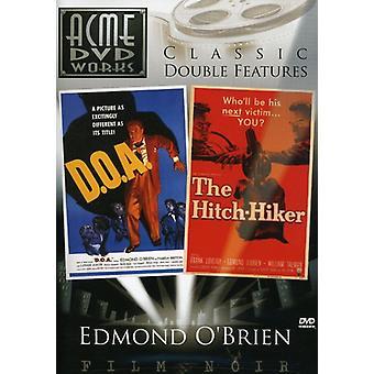 DOA (1950) / Hitch Hiker (1953) [DVD] USA import