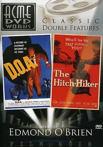 D.O.a. (1950)/Hitch Hiker (1953) [DVD] USA import