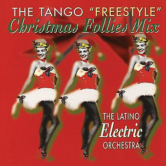 Latino Electric Orchestra - Tango Freestyle Christmas Follies Mix [CD] USA import