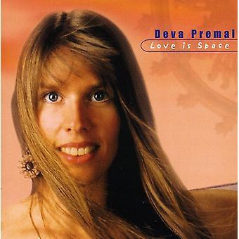 Deva Premal - kærlighed er plads [CD] USA importerer