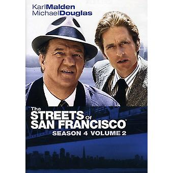 Streets of San Francisco: Vol. 2-Season 4 [DVD] USA import