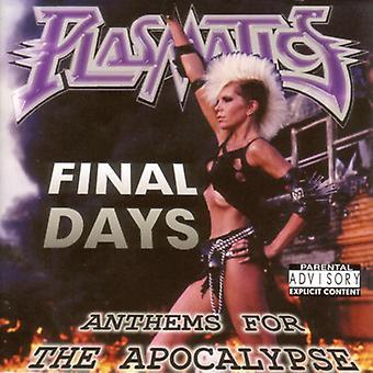 Wendy O. Williams - sidste dage: Hymner til Apocalypse [CD] USA importen