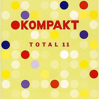 Kompakt alt 11 - Kompakt samlede 11 [CD] USA import