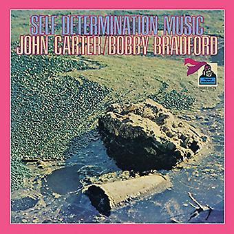 Carter, John/Bobby Bradford - auto determinación música [CD] los E.e.u.u. las importaciones