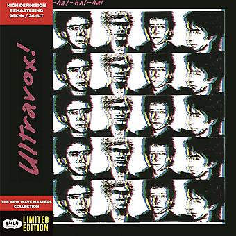 Ultravox - Ha Ha Ha [CD] USA importerer