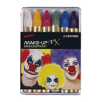 Schminkstifte assorti kleuren
