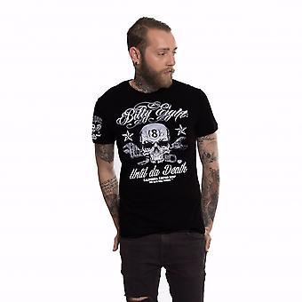 Indtil Da død Herre T-shirt