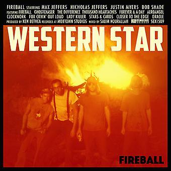 Western Star - ildkugle [CD] USA importerer