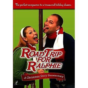 Roadtrip til Ralphie [DVD] USA importerer