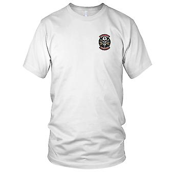 US Army - 3rd Squadron 4th Aviation Cavalry Regiment Embroidered Patch - Mens T Shirt