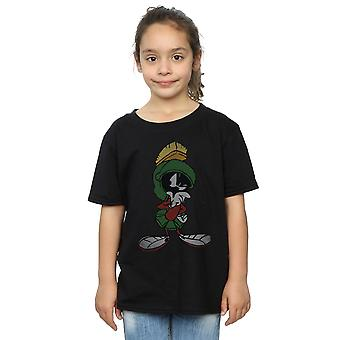 Looney Tunes Girls Marvin The Martian Pose T-Shirt