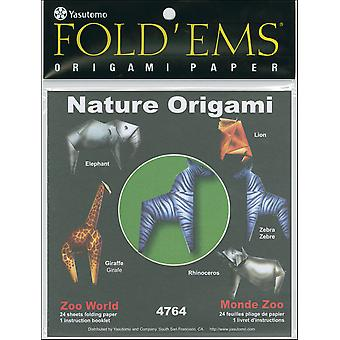 Fold 'Ems Origami Paper 6
