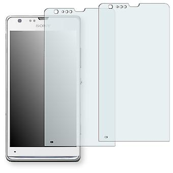 Sony HuaShan Rita display protector - Golebo crystal clear protection film