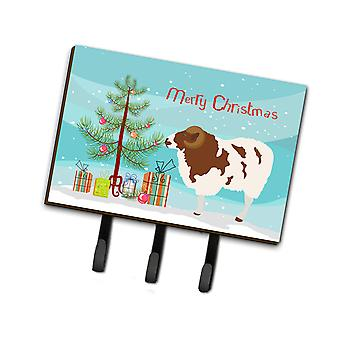 Carolines schatten BB9342TH68 Jacob Sheep kerst leiband of sleutelhouder