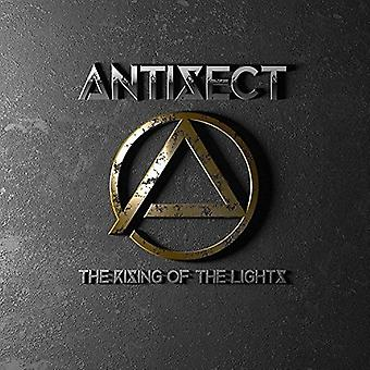 Antisect - Rising of the Lights [Vinyl] USA import