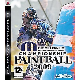 Millenium Serie Championship Paintball 2009 (PS3)