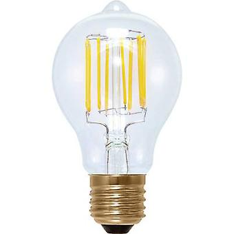 Segula LED E27 Arbitrary 6 W = 40 W Warm white (Ø x L) 60 mm x 111 mm EEC: A+ dimmable, Filament 1 pc(s)