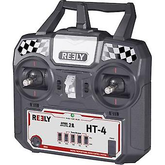 Reely HT-4 Handheld RC 2,4 GHz No. of channels: 4