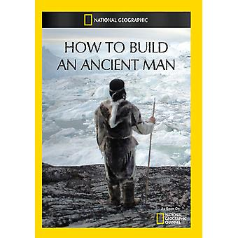 How to Build an Ancient Man [DVD] USA import