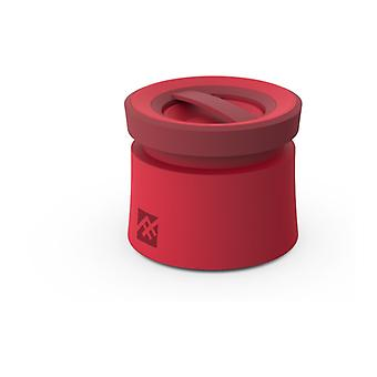 IFROGZ AUDIO CODA WIRELESS SPEAKER WITH MIC-RED