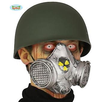 Guirca Pvc Nuclear Gas Mask (Babies and Children , Costumes)