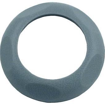Balboa 36-3923GRY 5-Scallop Duo Blaster Escutcheon - Gray