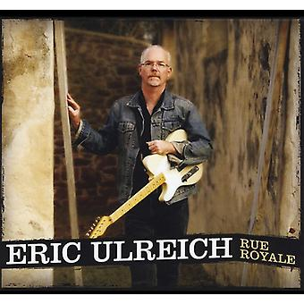 Eric Ulreich - Rue Royale [CD] USA import